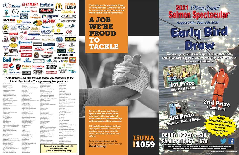2021 Fishing Derby Brochure -1