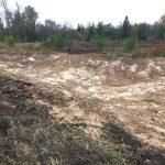 Foundation Pond dig