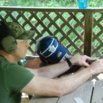 Open House rifle instruction