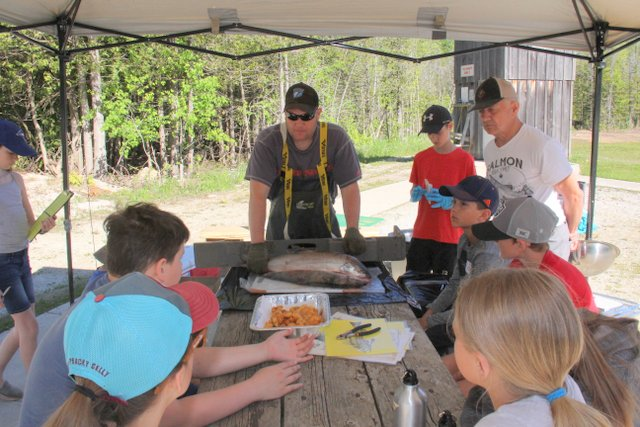 Youth Expo Fishing  Activities